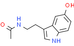 N-乙酰-5-羟基色胺