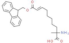 Fmoc-(R)-2-amino-2-methylnon-8-enoic acid