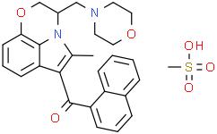 (+)WIN 55212-2甲磺酸盐