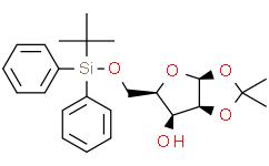 ß-d-lyxofuranose, 5-o-[(1,1-dimethylethyl)diphenylsilyl]-1,2-o-(1-methylethylidene)-
