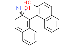 (|R|)-(+)-2-氨基-2'-羟基-1,1'-联萘
