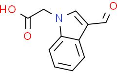 N-乙酸-3-吲哚甲醛