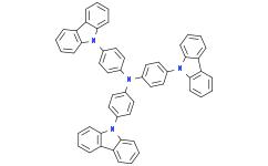 三(4-咔唑-9-基苯基)胺