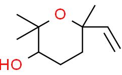 2,2,6-三甲基-6-乙烯基四氢吡喃-3-醇