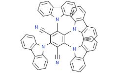 2,4,5,6-四(9-咔唑基)-间苯二腈