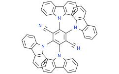 2,3,5,6-四(9-咔唑基)-对苯二腈