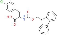 Fmoc-D-4-氯苯丙氨酸