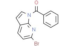 1-苯甲酰基-6-溴-7-氮杂吲哚