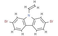 2,7-二溴-9-乙烯基-9H-咔唑