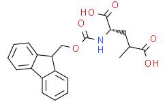 Fmoc-L-谷氨酸 gamma-甲酯