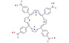 中-四(4-羧基苯基)卟吩