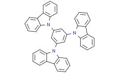 1,3,5-三(9H-咔唑-9-基)苯