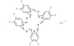 2,3,9,10,16,17,23,24-八氟酞菁铜(II)
