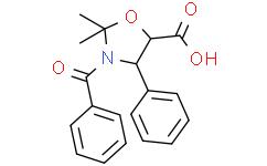 (4S,5R)-3-苯甲酰基-2,2-二甲基-4-苯基氧氮杂环戊烷-5-甲酸