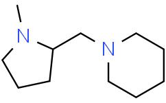 (R)-1-((1-Methylpyrrolidin-2-yl)methyl)piperidine