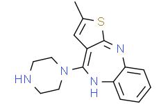 2-甲基-4-(1-哌嗪基)-10H-噻吩并[2,3-b][1,5]苯并二氮雜卓