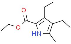 3,4-二乙基-2-乙氧羰基-5-甲基吡咯