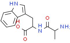 L-丙氨酰-L-色氨酸