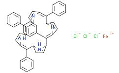 5,10,15,20-四苯基-21H,23H-卟吩氯化铁(III)