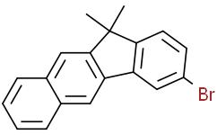 3-溴-11,11-二甲基苯并芴