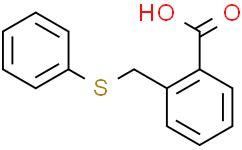 2-苯基硫甲基苯甲酸