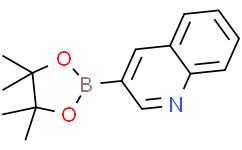3-喹啉硼酸频哪醇酯