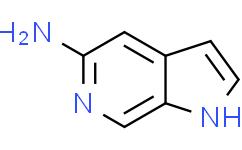 5-氨基-6-氮杂吲哚