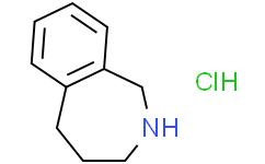 2,3,4,5-四氢-1H-2-苯并氮杂卓盐酸盐