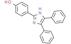 4-(4,5-二苯基-1H-咪唑-2-基)苯酚