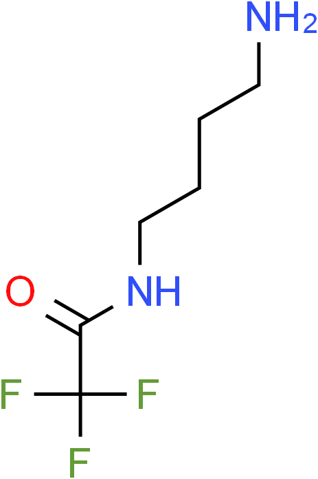 单TFAc-丁二胺