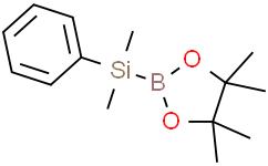 (二甲基苯甲硅烷)硼酸频哪醇酯