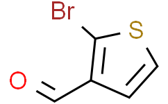 2-溴噻吩-3-甲醛