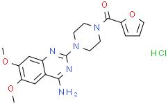 鹽酸哌唑嗪