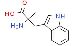 α-Methyl-<SC>DL</SC>-tryptophan
