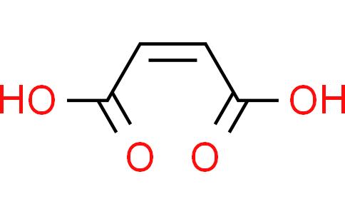 顺丁烯二酸