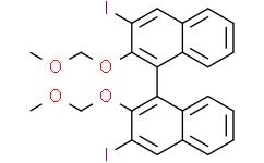 (S)-3,3'-二碘-2,2'-双(甲氧基甲氧基)-1,1'-联萘酚