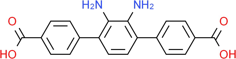 2',3'-diamino-[1,1':4',1''-terphenyl]-4,4''-dicarboxylic acid