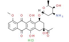 盐酸柔红霉素