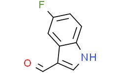 5-氟吲哚-3-甲醛