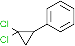 (2,2-二氯环丙基)苯
