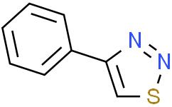 4-phenyl-1,2,3-Thiadiazole