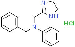 盐酸安他唑啉