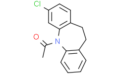5-乙酰基-3-氯-10,11-二氢二苯并[b,f]氮杂卓