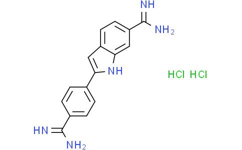 4,'6-二脒基-2-苯基吲哚二盐酸盐