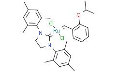 (1,3-双-(2,4,6-三甲基苯基)-2-咪唑烷亚基)二氯(邻异丙氧基苯亚甲基)合钌