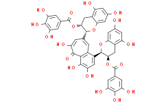 茶黄素-3,3'-双没食子酸酯