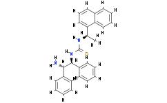 N-[(1S,2S)-2-氨基-1,2-二苯基乙基]-N'-[(R)-1-1-萘乙基]硫脲