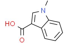 1-甲基吲哚-3-甲酸