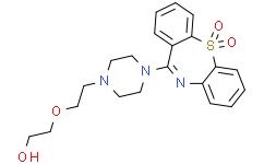 奎硫平砜(HCL鹽)