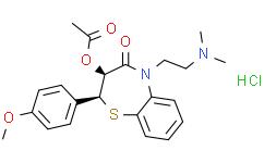 (+)-顺-地尔硫卓盐酸盐